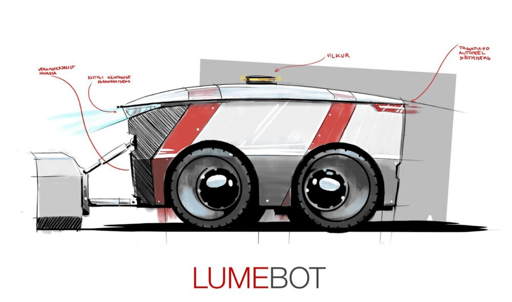 Lumebot received 630 thousand euros from the Norway Grants Green ICT programme