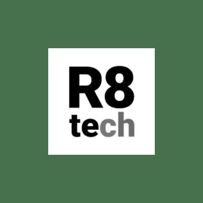 R8 tech logo
